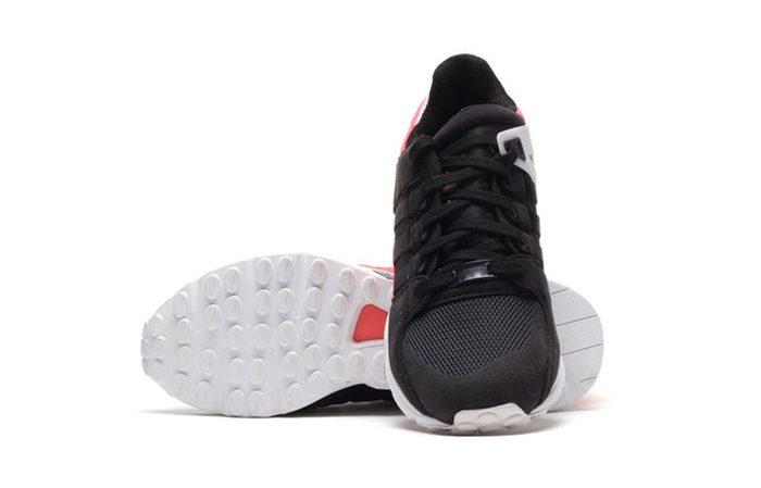 finest selection 6dddd 0b1cf adidas EQT Support RF Black
