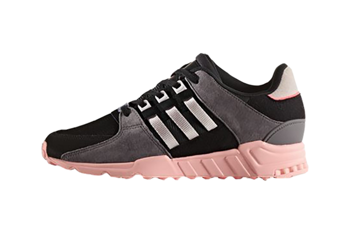 142201be3fb37 adidas EQT Support RF Black Pink Womens