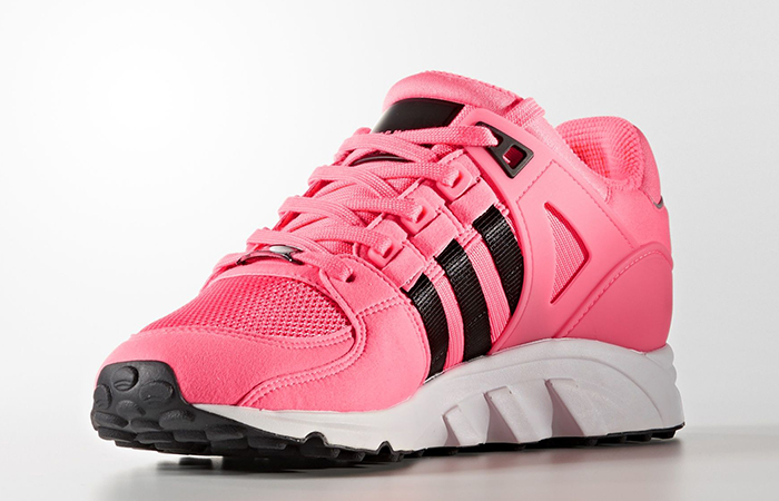 new products b2dbc 69fc5 adidas EQT Support RF Pink Black