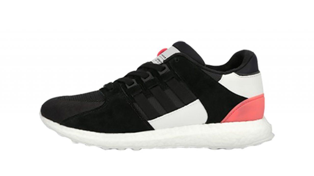 innovative design 8377b ad1c6 adidas EQT Support Ultra Black Pink