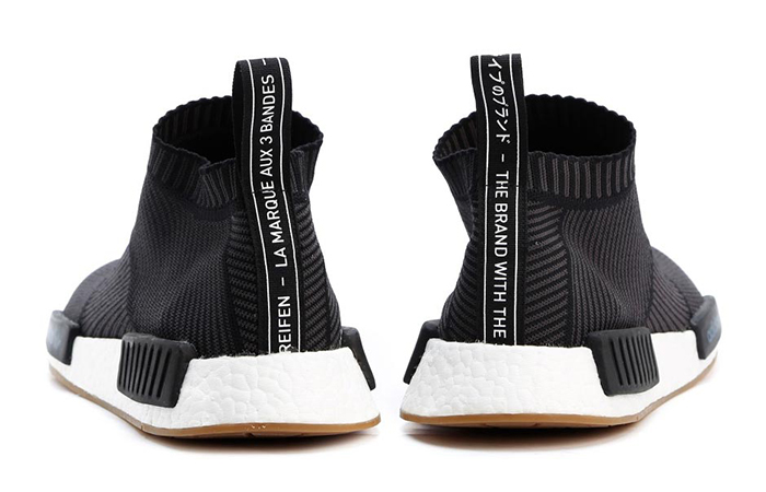 d01c109bf ... adidas NMD City Sock Black Gum BA7209 a
