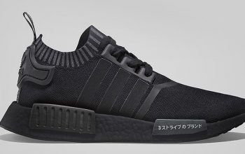 adidas NMD Japan Boost Triple Black First Look