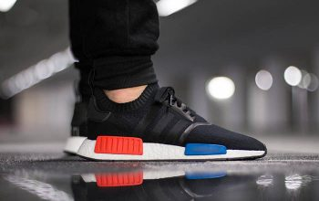 adidas NMD R1 Primeknit OG Black is Releasing Again 1