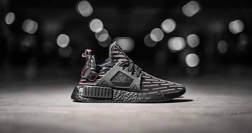 adidas NMD XR2 In Black Grey