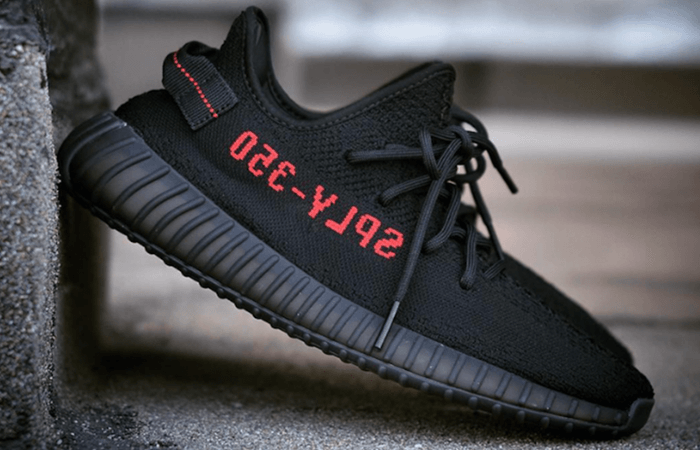 adidas Yeezy Boost 350 V2 Black 3
