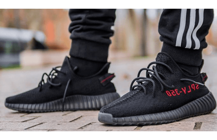 adidas Yeezy Boost 350 V2 Black 4