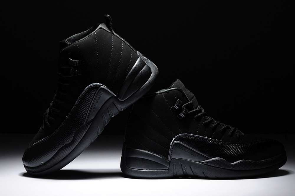 Nike Air Jordan 12 OVO Black Releasing on 18th February