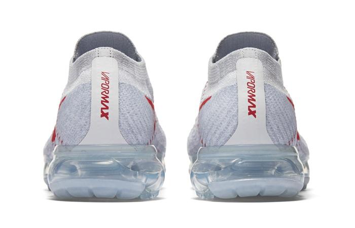 san francisco bc3d1 0efa3 ... Nike Air VaporMax Flyknit White Red 849557-060 c