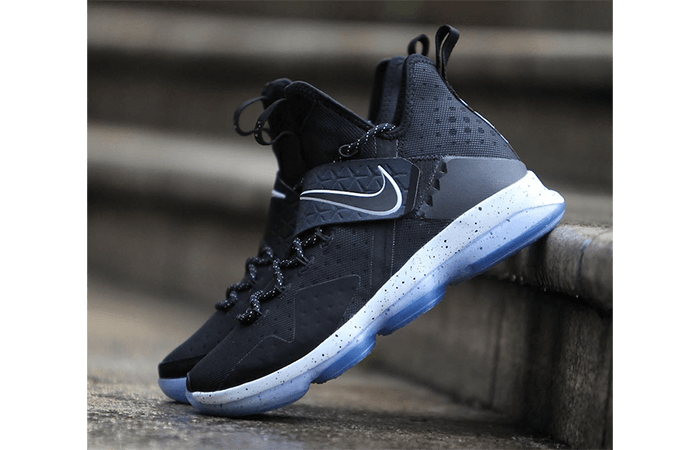 Nike LeBron 14 Black Ice 921084-002 e