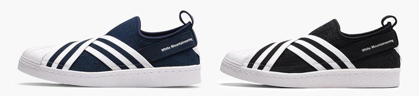 brand new 0aab2 4d389 Release information of White Mountaineering x adidas ...