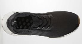 adidas NMD R1 Black Gum BY1887 b