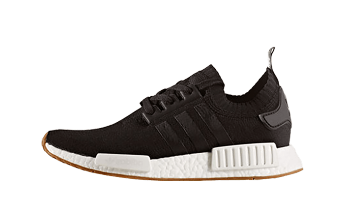 the best attitude b7447 cdd63 adidas NMD R1 Black Gum BY1887 ...