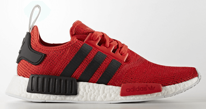 adidas NMD R1 Deep Red 1