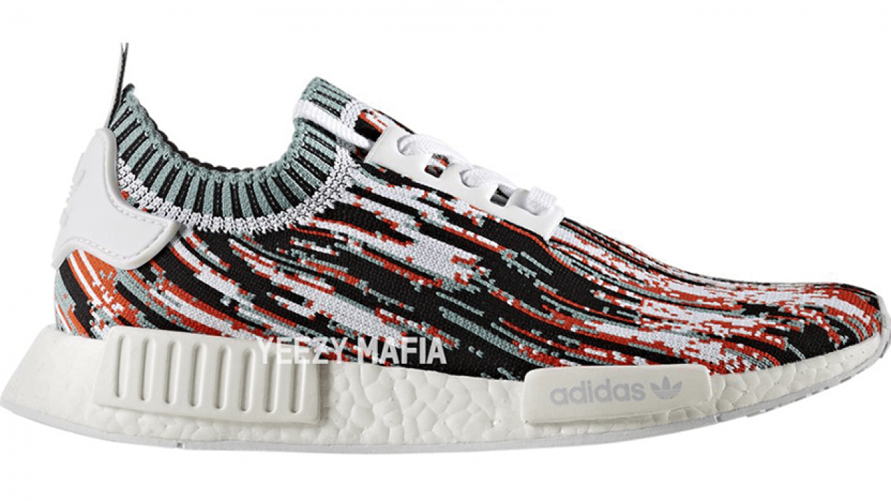 Ejecutable Temblar invención  adidas NMD R1 Gucci Glitch Primeknit is Definitely a Masterpiece – Fastsole
