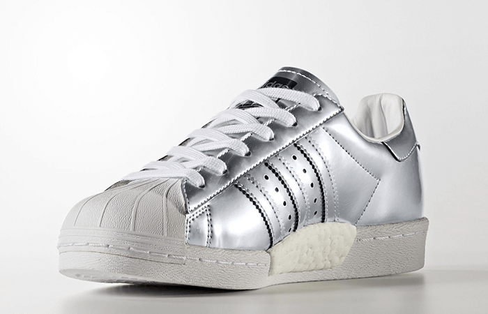 adidas superstar boost silver