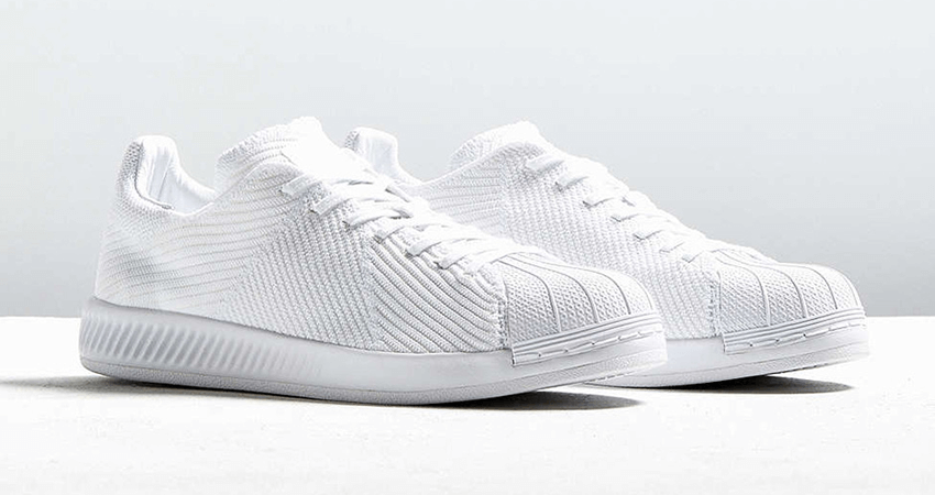 9b8ea9d65b Triple White Edition of adidas Superstar Bounce – Fastsole