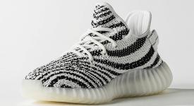 adidas Yeezy Boost 350 V2 White Red Zebra CP9654