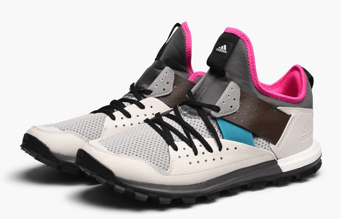 Adidas x Kolor Response Trail White