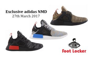 Footlocker EU Exclusive adidas NMD XR1 Pack - Sneaker News And Release Updates in UK 03