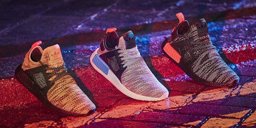 Footlocker EU Exclusive adidas NMD XR1 Pack - Sneaker News And Release Updates in UK 05