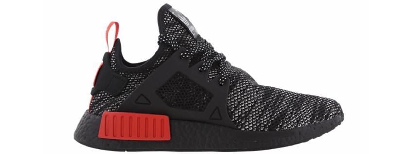 Footlocker Exclusive adidas NMD XR1 Black - Sneaker News and Release Updates in UK 01