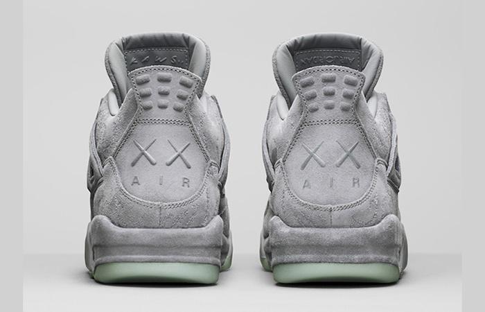 fa01dca4e8216e ... KAWS x Air Jordan 4 Grey Suede 930155-003 b ...