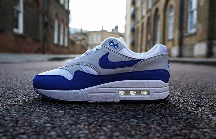 Nike Air Max 1 OG 2017 Royal Blue - Sneakers News and release updates fastsole FT