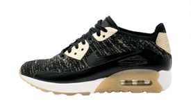 Nike Air Max 90 Ultra 2.0 Flyknit Metallic Gold 881563-001