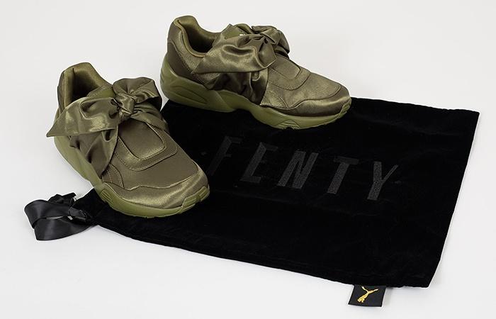 8d08e19a7c62a1 puma x fenty by rihanna bow sneaker 365054 04 olive