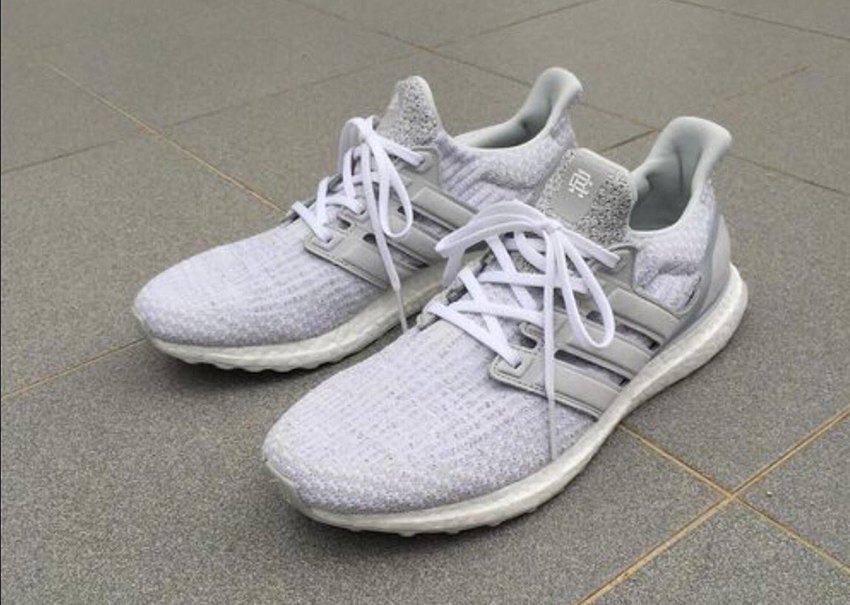 f6aa0b14f7a6c Reigning Champ x adidas Ultra Boost Grey - Sneakers News and Release Updates  Fastsole.co
