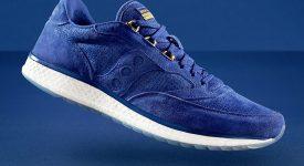 Saucony Freedom Runner Blue S70319-1 b