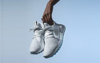 Titolo x adidas Consortium NMD R1 Trail White Sneakers News FT