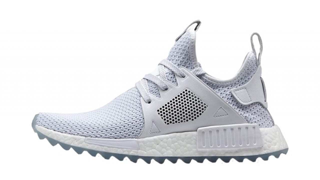 best loved a453b 4c8ac Titolo x adidas NMD XR1 PK Celestial White
