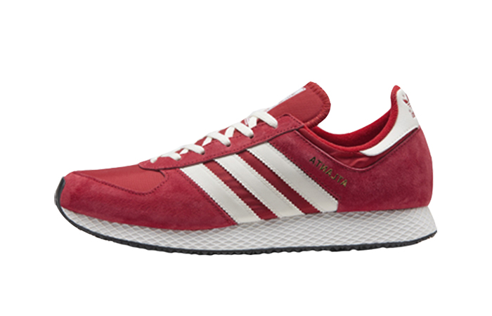lower price with competitive price best price adidas Atlanta Spezial Red White