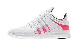 adidas EQT Support ADV White Turbo Red