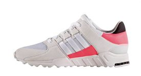 adidas EQT Support RF White Turbo Red