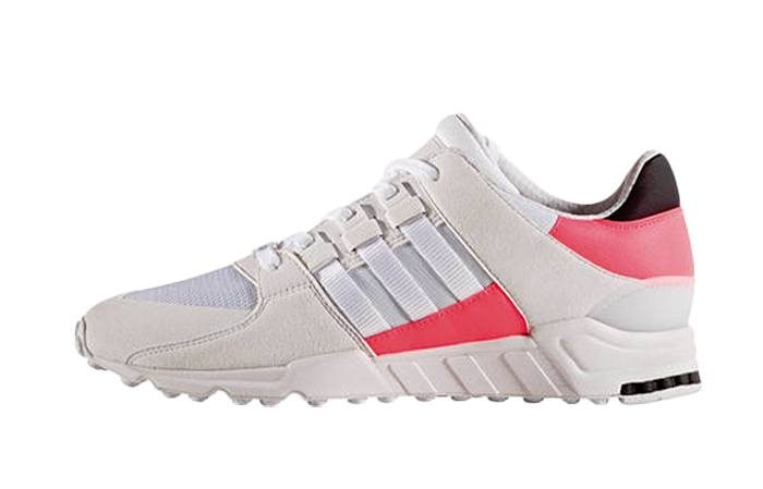 brand new f0986 54d5e adidas EQT Support RF White Turbo Red