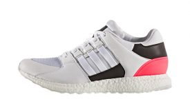 adidas EQT Support Ultra White Turbo Red