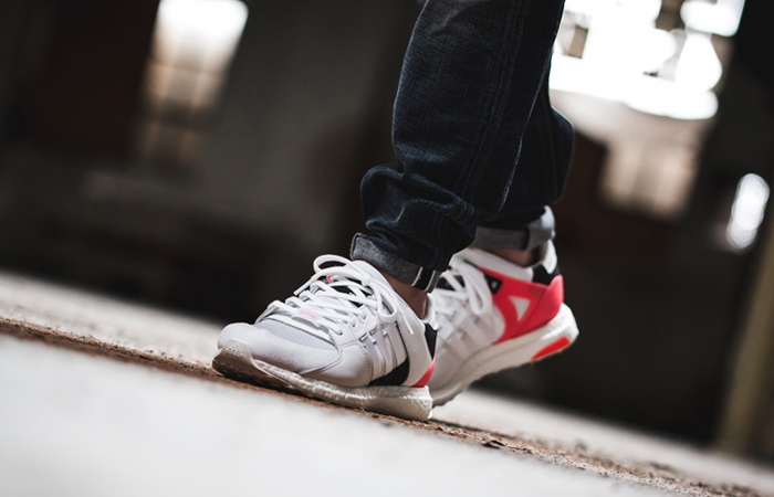 7056cb1299f1d adidas EQT Support Ultra White Turbo Red – Fastsole