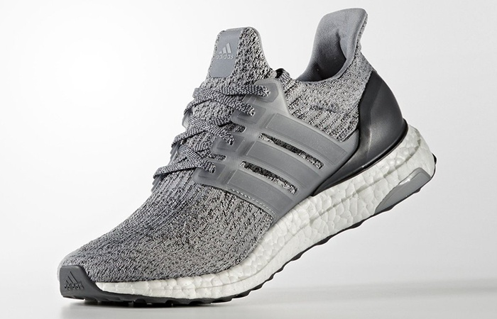 adidas ultra boost 3 0 grey black. Black Bedroom Furniture Sets. Home Design Ideas
