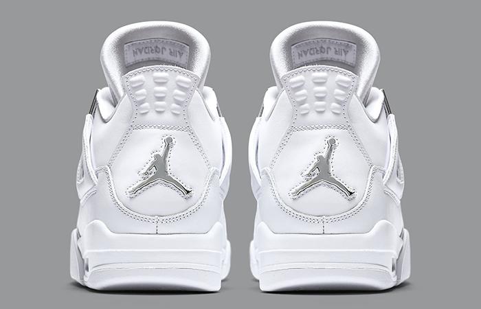 47d7408963e42a ... Air Jordan 4 Pure Money White 308497-100 b