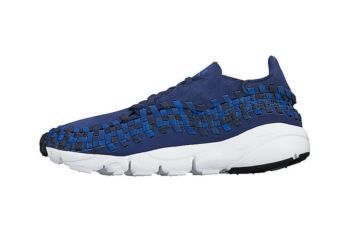 100% authentic 69da6 78989 ... Nike Air Footscape Woven Navy 875797-400 d Buy New Sneakers from UK  Europe EU