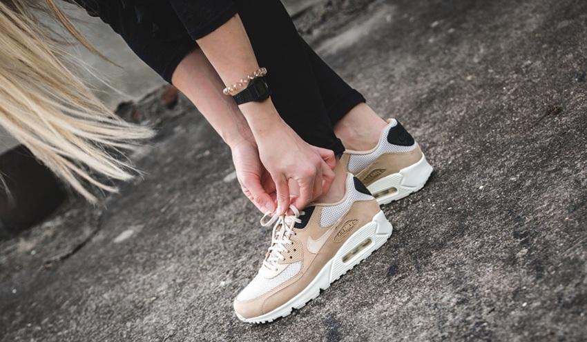 Nike Air Max 90 Pinnacle Mushroom 839612-200 - Sneaker news Reviews Release update in uk 03