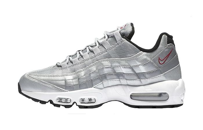 Nike Air Max 95 Silver Bullet