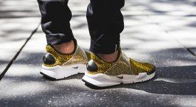 best sneakers 03daf 54583 ... Nike Sock Dart Safari Gold 942198-700 a ...