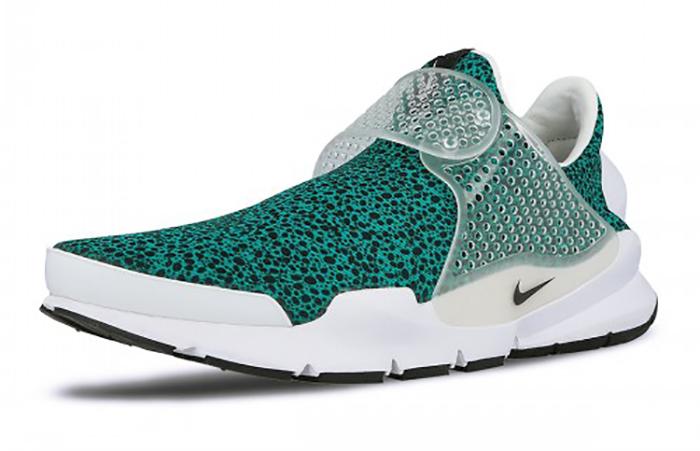 pretty nice 13272 762fa Nike Sock Dart Safari Green