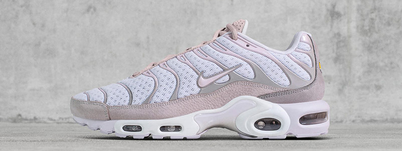 0f91717d47 Nikelab Air Max Plus Pearl Pink Light bone Black Sail Black Salsa nike UK  endclothing 898018