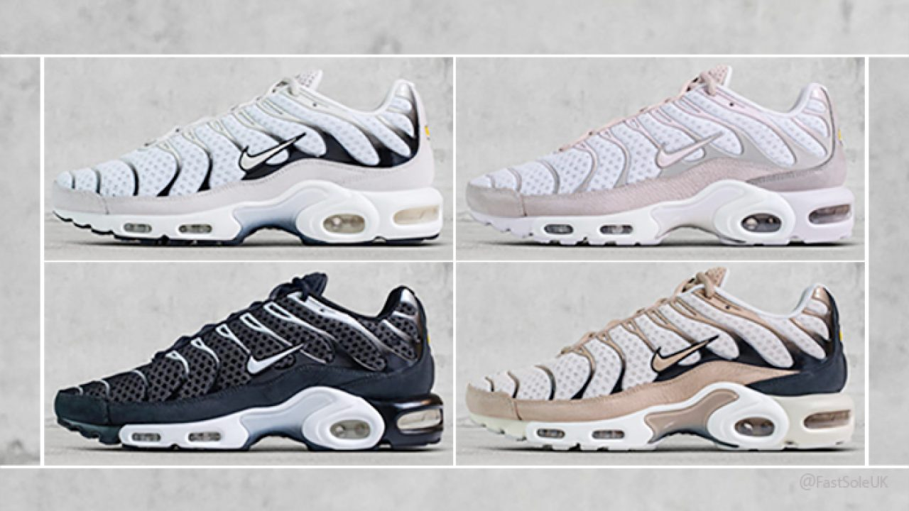 various design new list new style NikeLAB Air Max Plus TN Pack Release Info – Fastsole