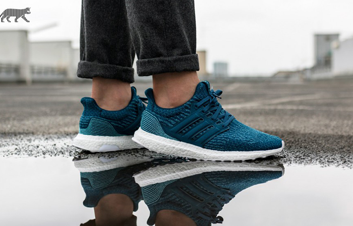 Parley x adidas Ultra Boost 3.0 Blue – FastSole.co.uk