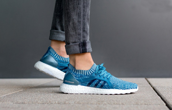 outlet store 5f680 a7cc5 Parley x adidas Ultra Boost X